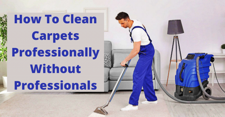 professional carpet cleaning in fremantle