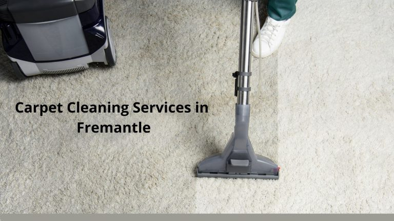 Carpet Cleaning Fremantle